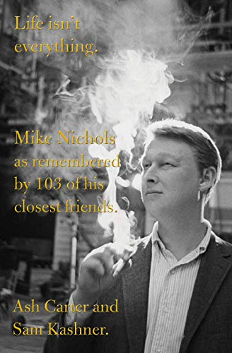 Mike Nichols book cover